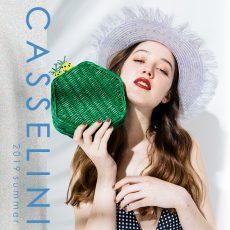 【catalog】2019SUMMER – CASSELINI/CONTROL FREAK
