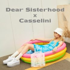 【COLLABORATION】Dear Sisterhood × Casselini
